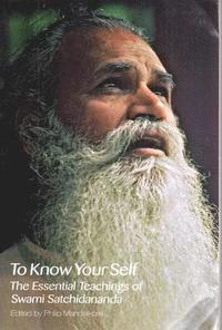 To Know Yourself