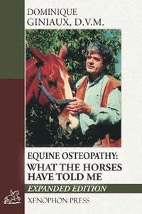 Equine Osteopathy