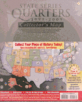 Whitman State Series Quarter Map