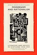 Modernism and Nationalism