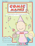 Comic Maths: Sue: Fantasy-Based Learning for 4, 5 and 6 Year Olds