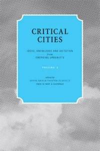 Critical Cities: v. 2