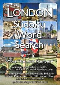 London Sudoku Word Search: 1
