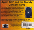 Agent GCP and the Bloody Consent Form