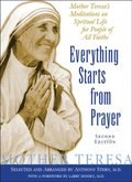 Everything Starts from Prayer