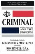 Criminal Justice Issues and the African-American Community
