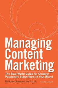 Managing Content Marketing