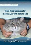 Towel Wrap Techniques for Handling Cats With Skill and Ease