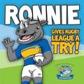 Ronnie Gives Rugby League a Try