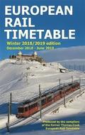 European Rail Timetable Winter 2018-2019 Edition