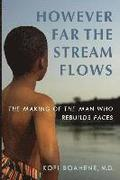 However Far The Stream Flows: The Making of the Man Who Rebuilds Faces