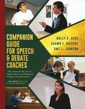 Companion Guide for Speech & Debate Coaches