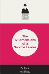12 Dimensions of a Service Leader