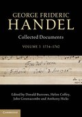 George Frideric Handel: Volume 3, 1734-1742