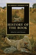 The Cambridge Companion to the History of the Book