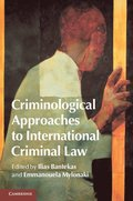 Criminological Approaches to International Criminal Law