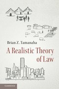 A Realistic Theory of Law