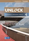 Unlock Level 4 Listening and Speaking Skills Presentation Plus DVD-ROM
