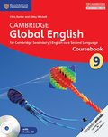 Cambridge Global English Stage 9 Coursebook with Audio CD