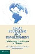 Legal Pluralism and Development