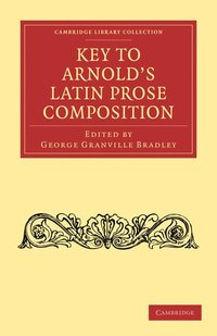 Key to Arnold's Latin Prose Composition
