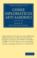 Codex Diplomaticus Aevi Saxonici 6 Volume Set