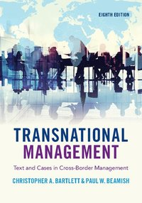 Managing the Global Firm - Christopher A Bartlett, Yves Doz