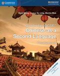 Cambridge IGCSE(TM) Chinese as a Second Language Coursebook