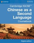 Cambridge IGCSE(TM) Chinese as a Second Language Coursebook Digital Edition