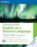 Cambridge IGCSE English as a Second Language Practice Tests 1 with Answers and Audio CDs (2)
