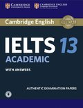 Cambridge IELTS 13 Academic Student's Book with Answers with Audio