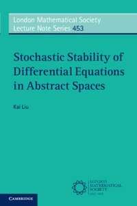 Stochastic Stability of Differential Equations in Abstract Spaces