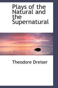 The Hand of the Potter - Deceased Theodore Dreiser - Bok