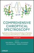Comprehensive Chiroptical Spectroscopy