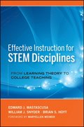Effective Instruction for STEM Disciplines