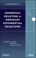Numerical Solution of Ordinary Differential Equations