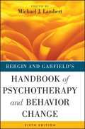 Bergin and Garfield's Handbook of Psychotherapy and Behavior Change