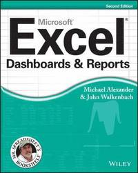 Microsoft Excel Dashboards & Reports 2nd Edition