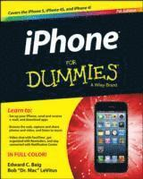 iPhone For Dummies, 7th Edition