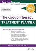 Group Therapy Treatment Planner, with DSM-5 Updates