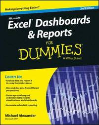 Excel Dashboards &; Reports for Dummies