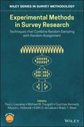 Experimental Methods in Survey Research