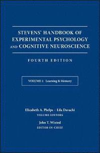 Stevens' Handbook of Experimental Psychology and Cognitive Neuroscience