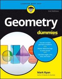 Calculus For Dummies - Mark Ryan - Häftad (9781119293491