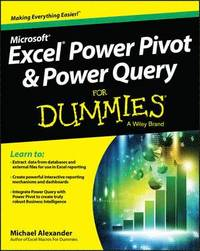 Excel Power Pivot &; Power Query For Dummies