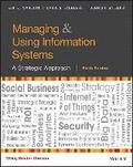 Managing & Using Information Systems
