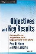 Objectives and Key Results