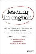 Leading in English