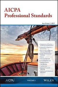 AICPA Professional Standards, 2017, Volume 2