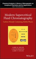 Modern Supercritical Fluid Chromatography